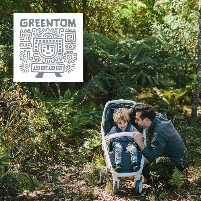 Greentom - the greenest strollers on earth