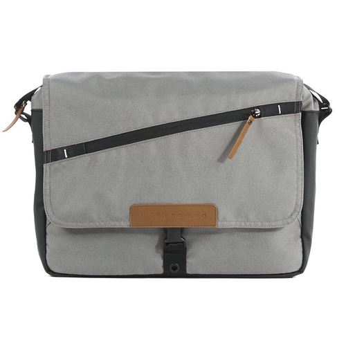 Mutsy Evo Wickeltasche, Kollektion 2019 - Urban Nomad Light Grey