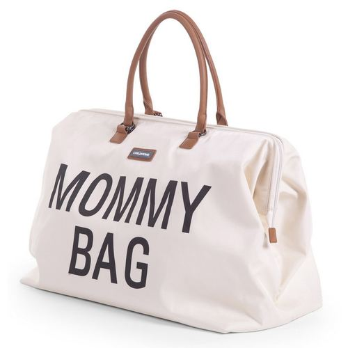 Childhome Mommy Bag Wickeltasche gross - Off White