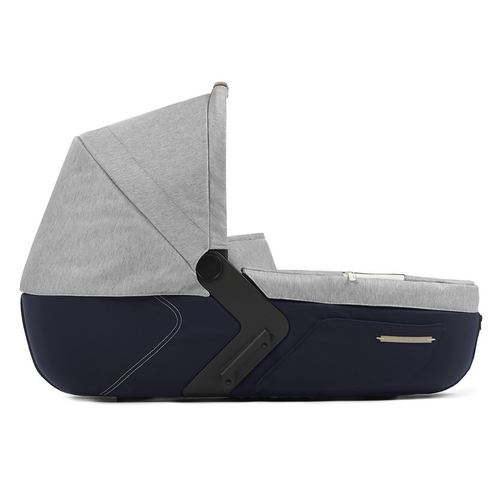 Mutsy i2 Carrycot, Collection 2019 - Pure Fog