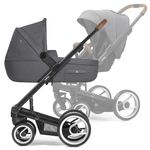 Mutsy i2 Multifunctionstroller with black frame,...