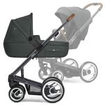 Mutsy i2 Multifunctionstroller with dark grey frame,...
