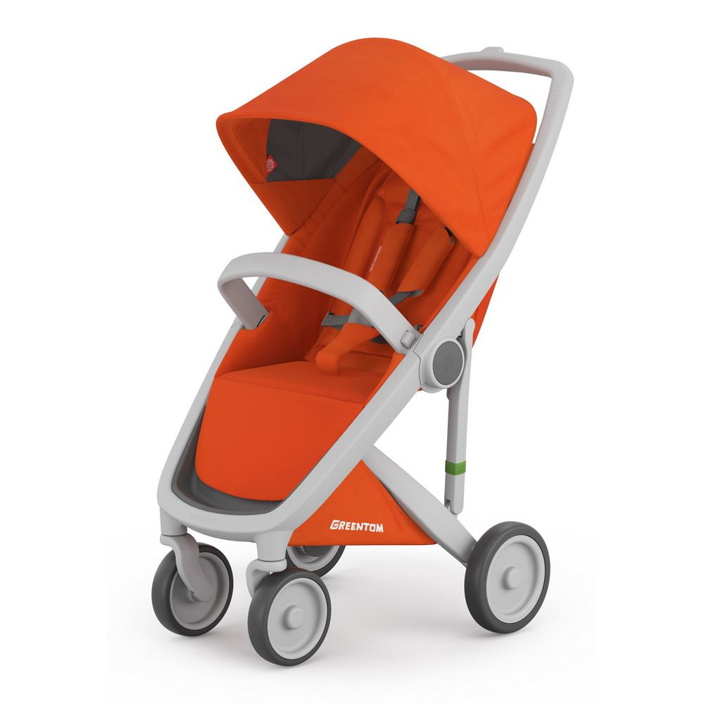 Greentom Classic Gestell Grey, Kollektion 2018 - Orange