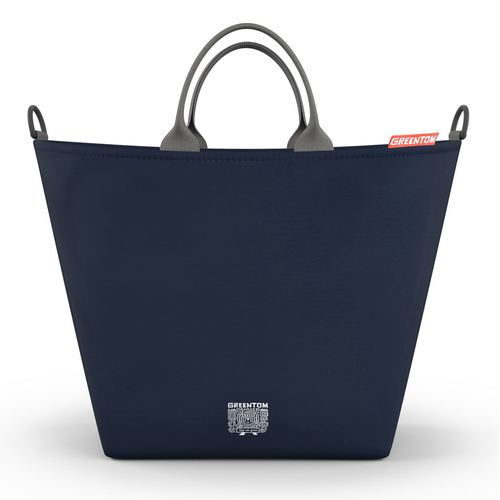 Greentom Shopping Bag, Collection 2018 - Blue