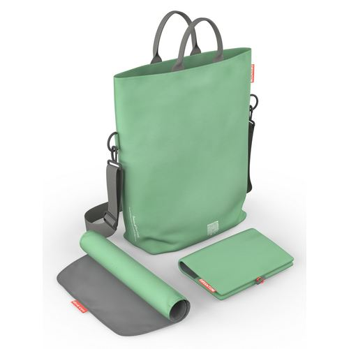 Greentom Wickeltasche, Kollektion 2018 - Mint