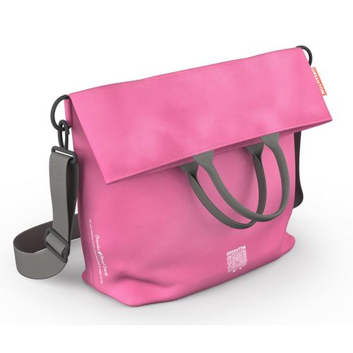 Greentom Wickeltasche, Kollektion 2018 - Pink