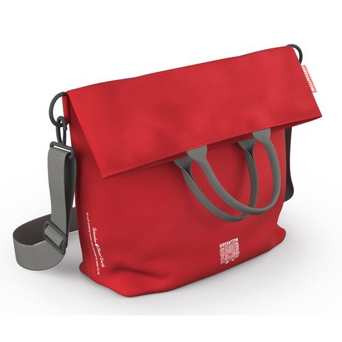 Greentom Wickeltasche, Kollektion 2018 - Red