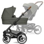 Mutsy Nio Multifunction-Stroller with dark grey frame,...