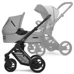 Mutsy Evo Multifunctionstroller with black frame,...