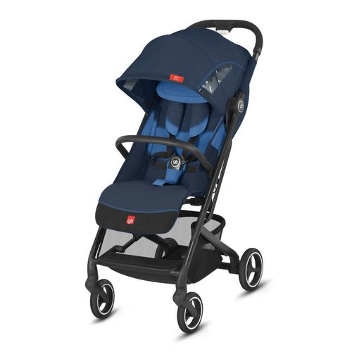 Goodbaby Gold gb Qbit+ All Terrain Travelbuggy, Collection 2019 - Night Blue I navy blue