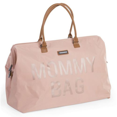 Childhome Mommy Bag Wickeltasche gross - Pink