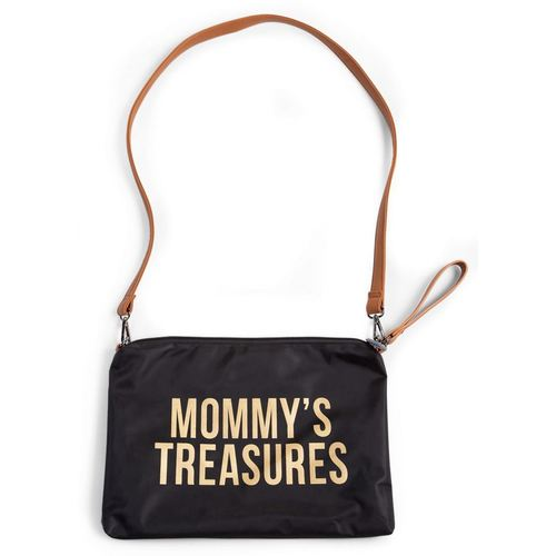 Childhome Mommy Clutch - Black Gold