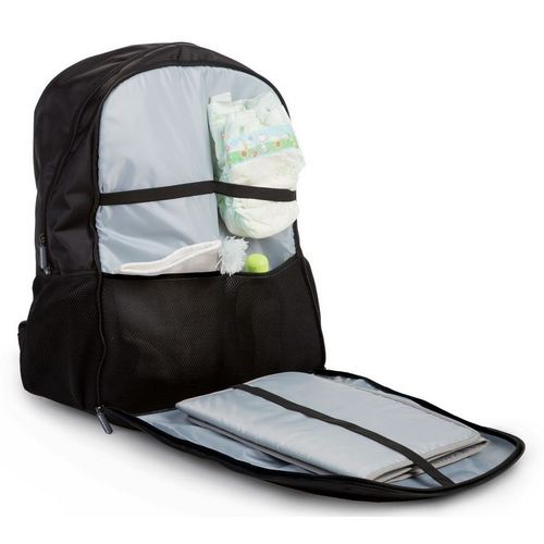 Childhome Daddy Backpack - Black